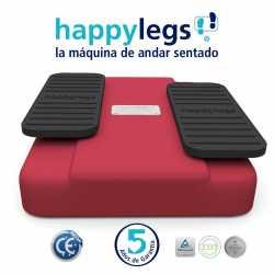Happylegs Rojo + Correas