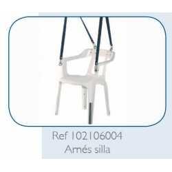 Arnés-silla especial piscinas
