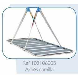 Arnés-camilla especial piscinas
