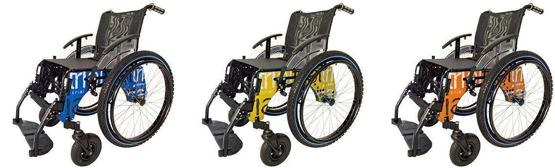 silla de ruedas trial playa